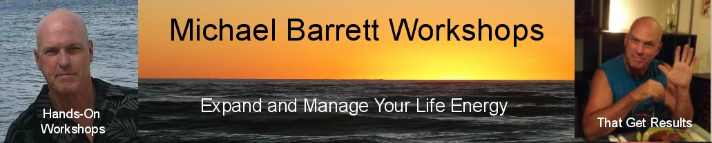 Michael Barrett header image